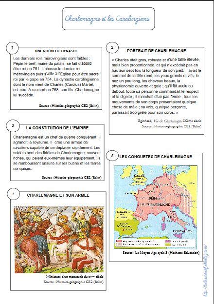 Häufig histoire en CE2,CM1,CM2,leçons d'histoire,fiches,préparation JP84